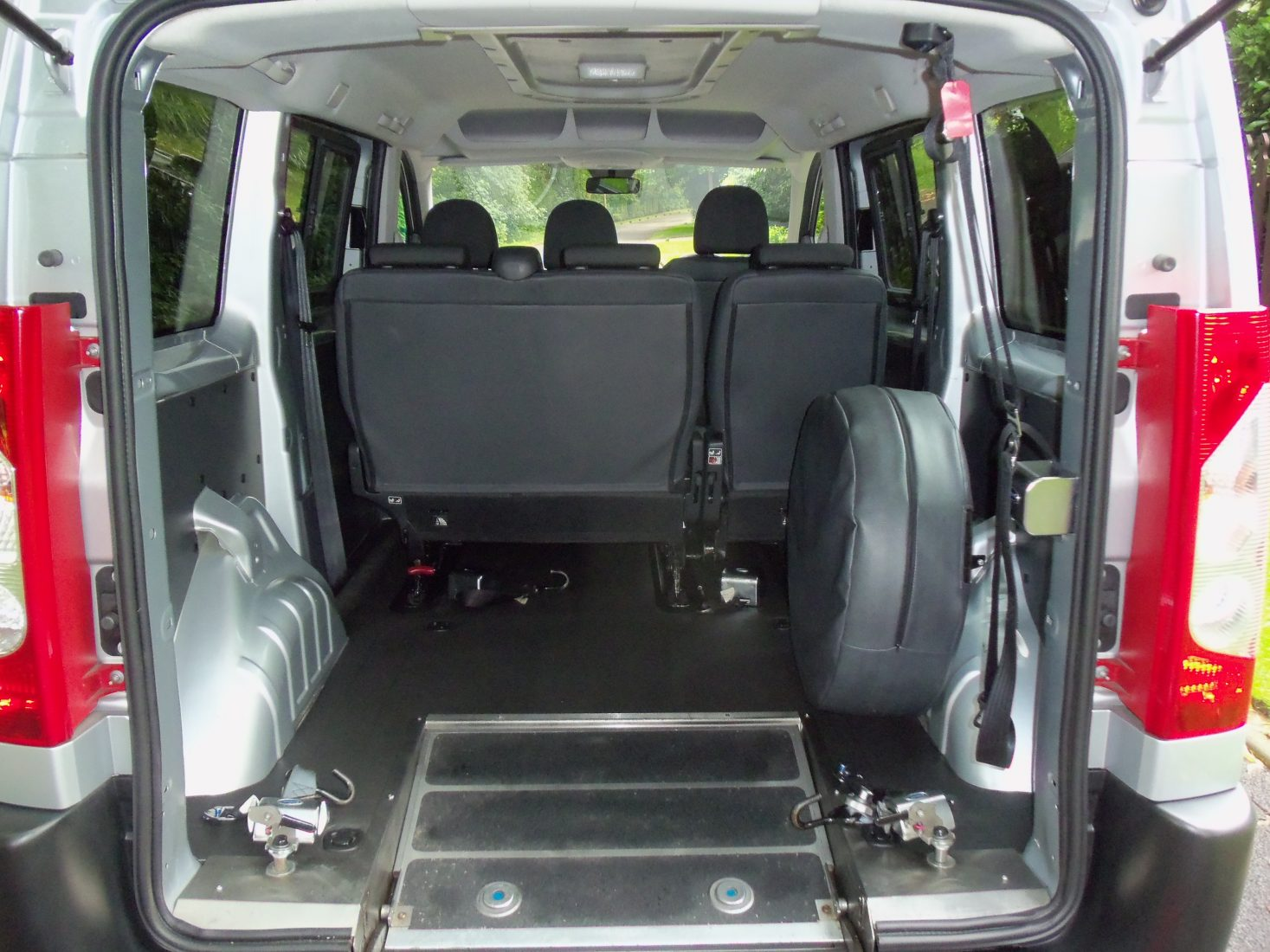 wheelchair cab office depot hardwood floor chair mat accessible taxi eccles manchester