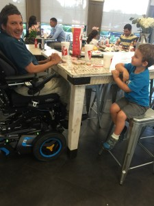 Wheelchair Life … at New Heights!