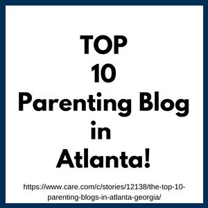 Best Parenting Blogs in Atlanta | www.WheelchairDaddy.com