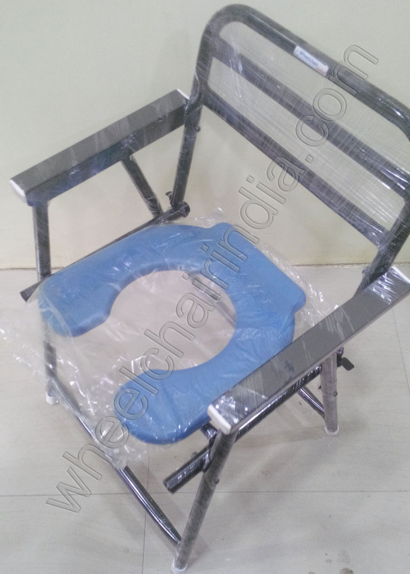 Portable Commode For Elderly  wheelchair24