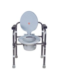 Vissco Invalid Folding Commode