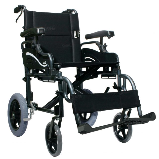 KARMA TRANSIT II LIGHTWEIGHT WHEELCHAIR