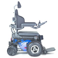 Wheelchair Express Space Saver High Chair Target Extreme X8  44 Electric Wheelchairs