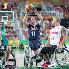 Wheelchair Volleyball Walmart Gaming Chair Recap Day Ten Men S Basketball Sitting C44i9751