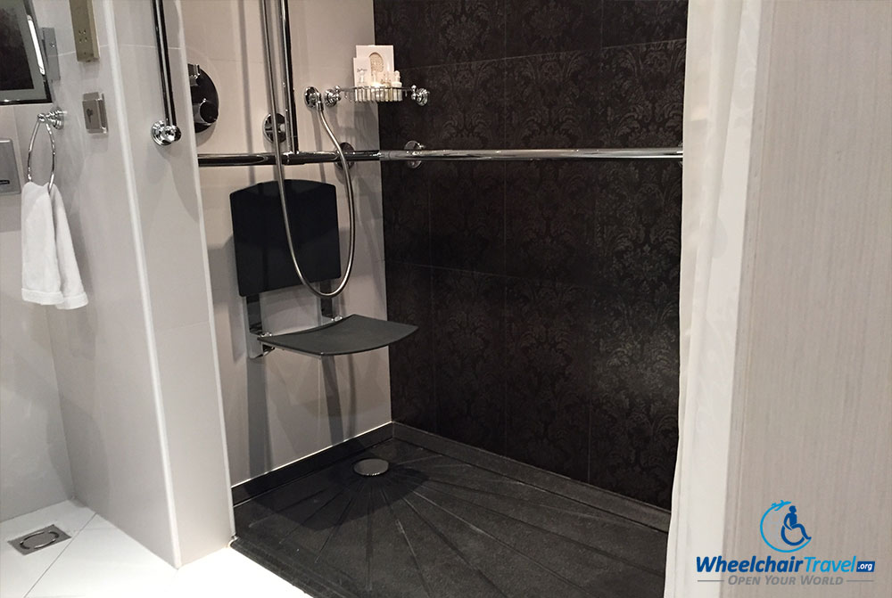 Review Radisson Royal Hotel Moscow Wheelchair Access