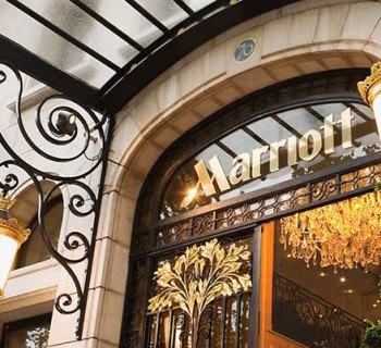 Paris Marriott Champs-Elysees Wheelchair Access