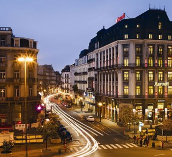 Brussels Marriott Hotel Grand Place Wheelchair Accessible Review