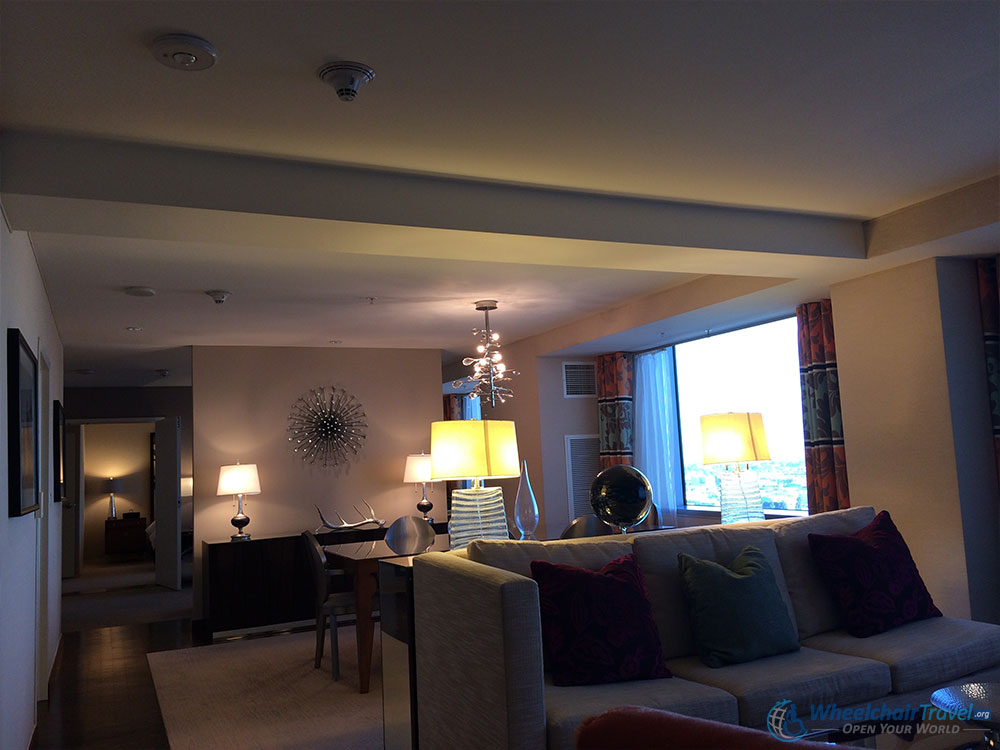 My Surprise Suite Upgrade At The Jw Marriott L A Live