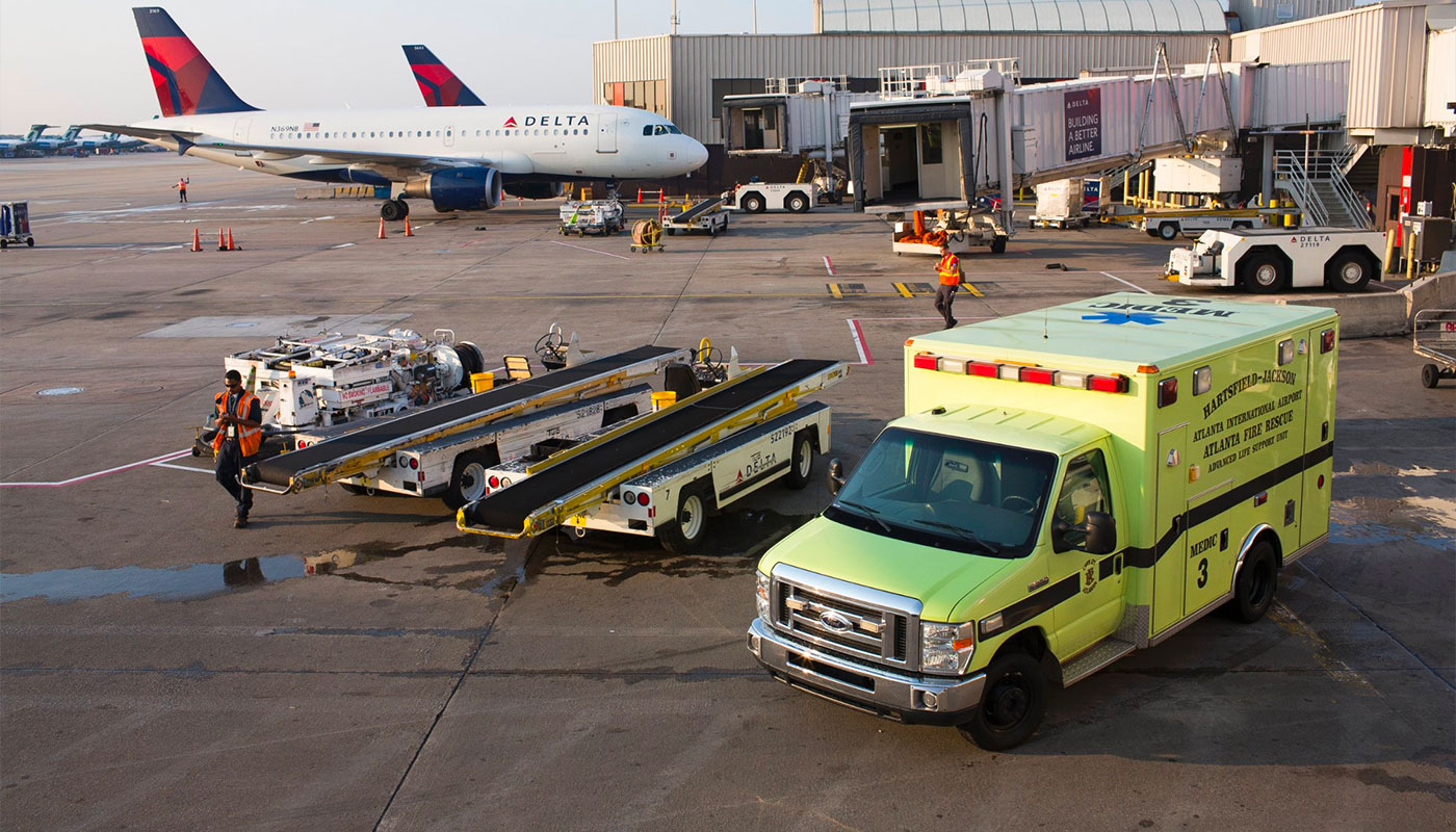 Inflight Medical Emergencies - Airport Ambulance