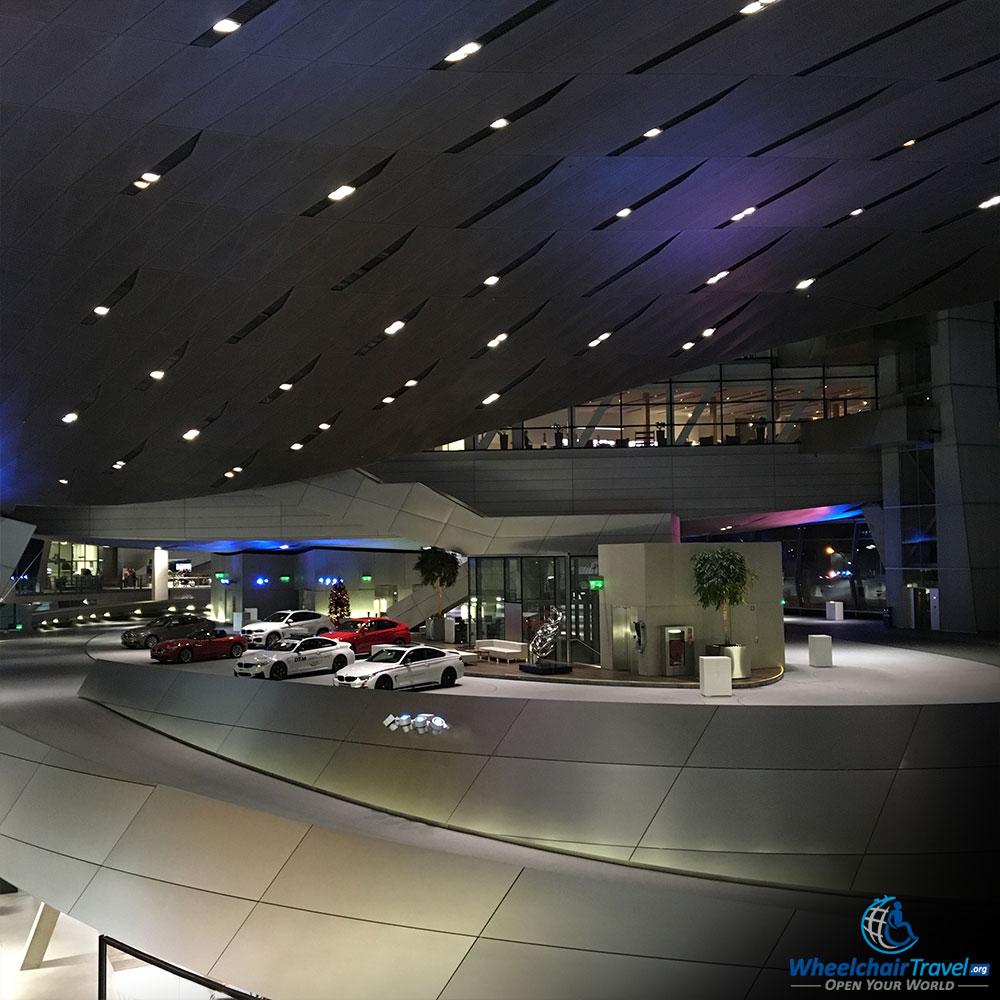 BMW Welt Test Drive Track
