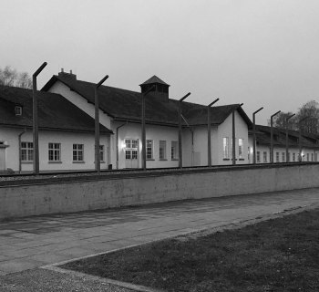 Dachau Concentration Camp Wheelchair Access