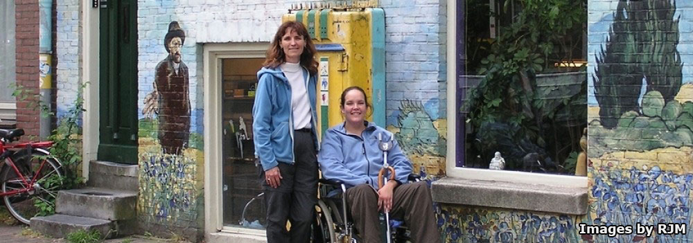 Jeri and Carrieanna of Anything Is Possible Travel