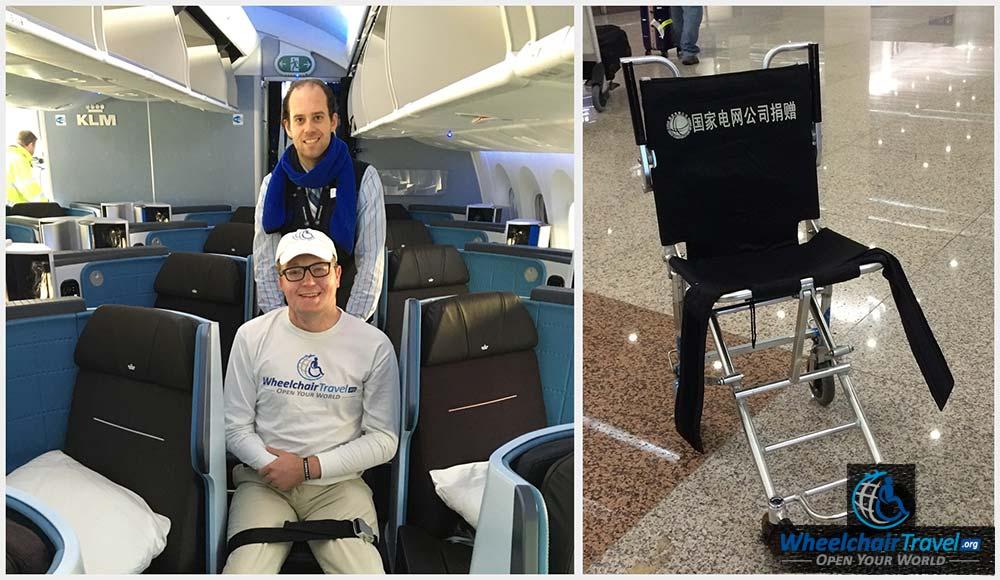 Handicap Bathroom Airplane how i survived a 17-hour flight as a wheelchair user