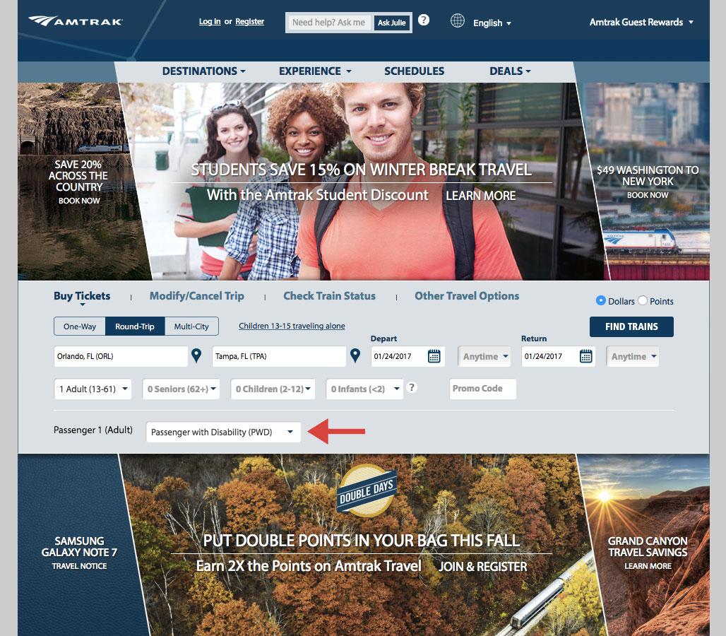 Permalink to Cheap Amtrak Auto Train Tickets