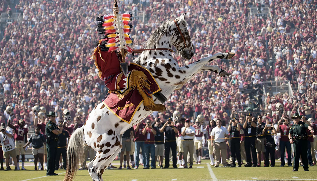 accessible gameday florida state seminoles college football