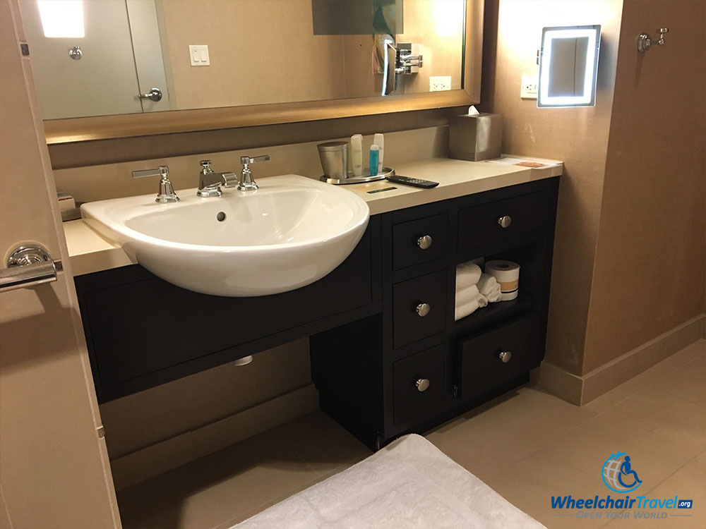 bathroom sinks dallas review omni dallas hotel wheelchair accessibility 11471