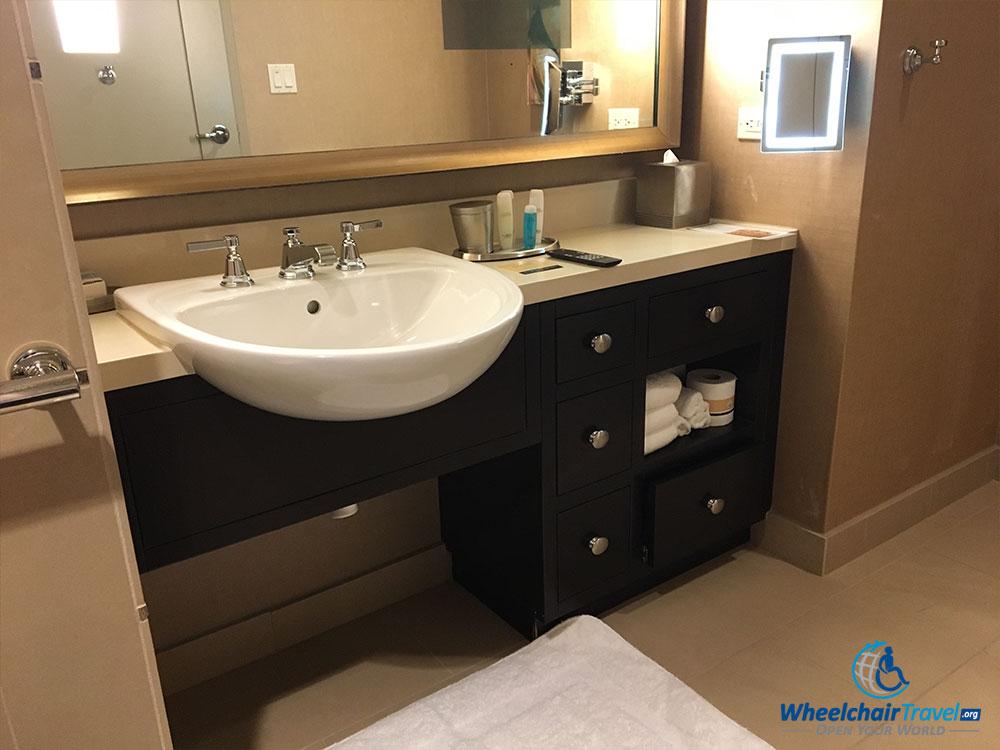 Bathroom Sinks Dallas Part - 18: Wheelchair Travel