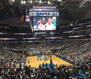 Dallas Mavericks preparing for tip-off