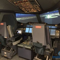 Wheelchair Emirates Outdoor Chair Feet Aviation Experience Flight Simulator Wheelchairtravel Org