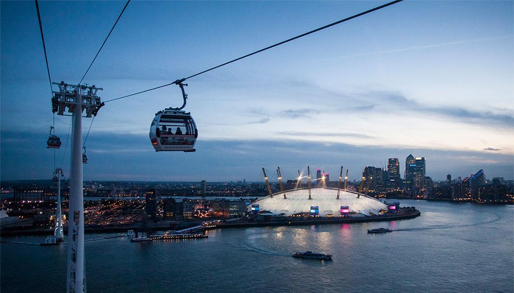 Emirates Air Line London Cable Car