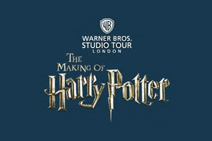 The Marking of Hrry Potter - WB Studio Tour London logo