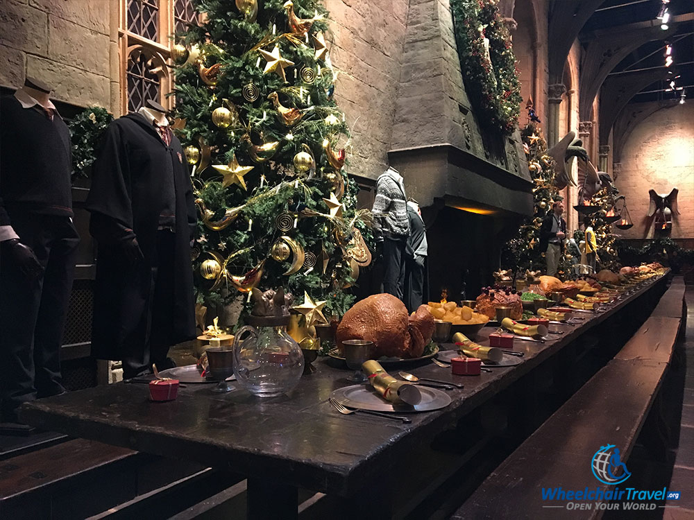 Gryffindor Table, the Great Hall