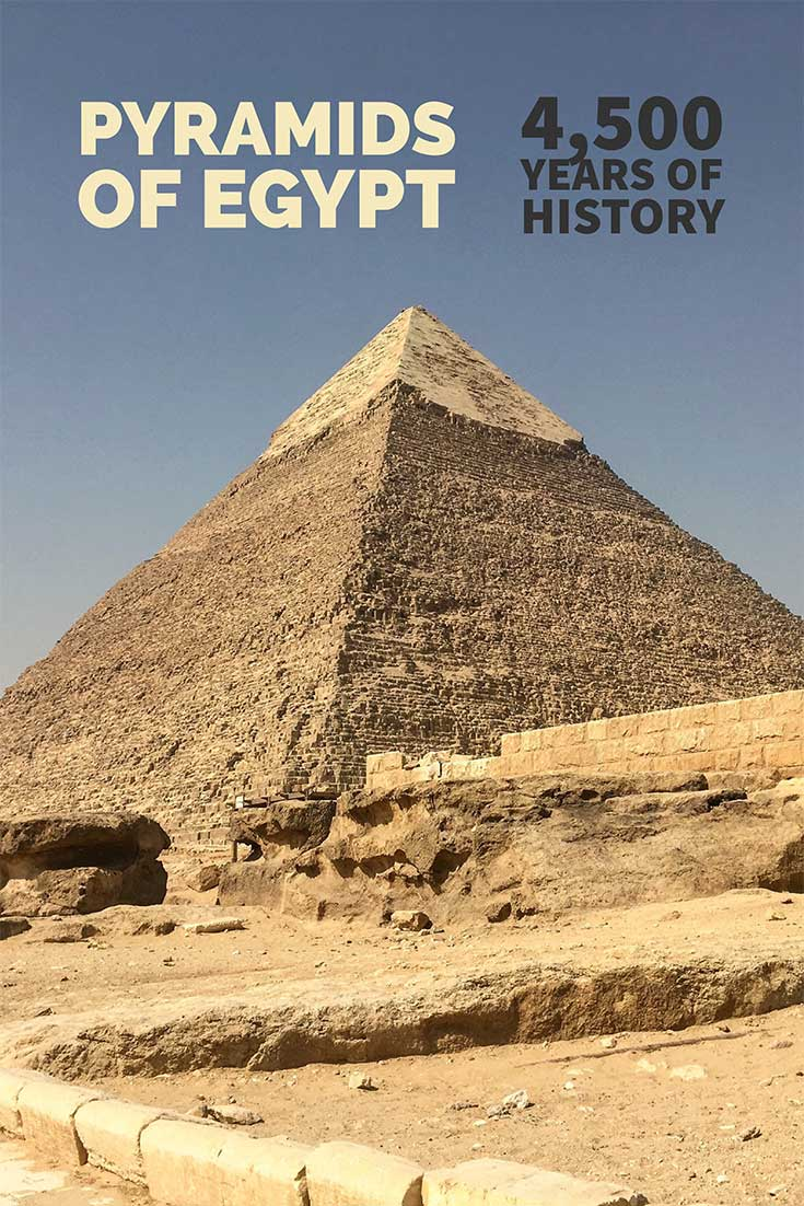 The Ancient Egyptian Pyramids of Giza are the only one of the Seven Wonders of the Ancient World still standing. Everything you need to know about visiting this UNESCO World Heritage Site.