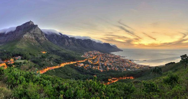 Wheelchair Accessible Travel to Cape Town, South Africa