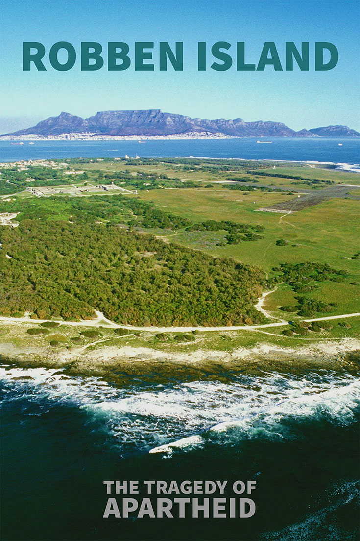 Everything you need to know about the tour of Robben Island, the site of the apartheid-era prison where Nelson Mandela was held.