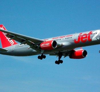 Jet2 Airplane.