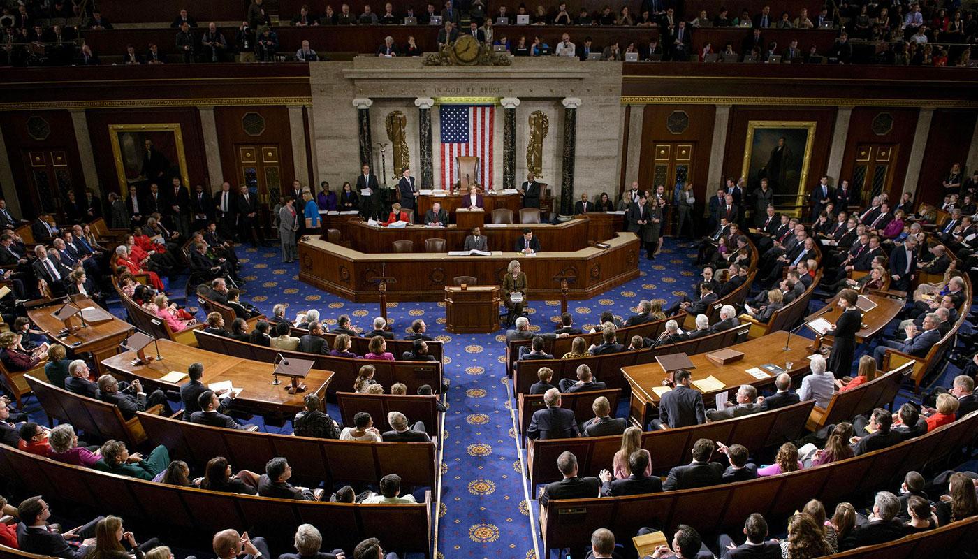 United States House of Representatives. Photo courtesy Brendan Smialowski/AFP/Getty Images.