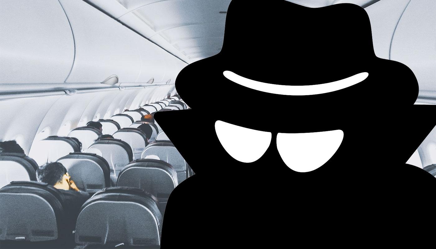 Airline secret shoppers