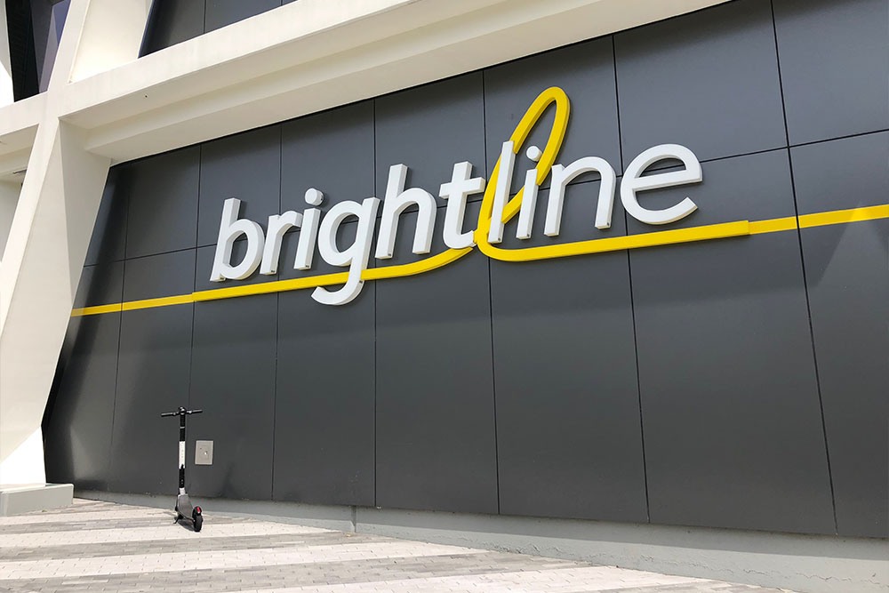 Traveling with a Wheelchair on Virgin Trains USA (Brightline