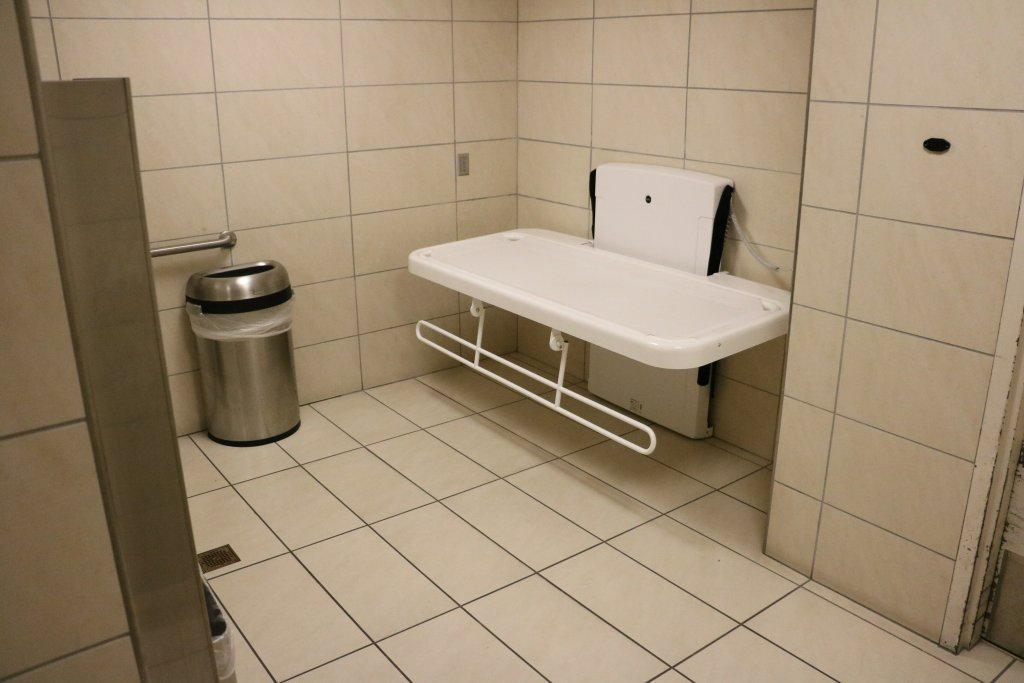 9 Airports In The Usa That Have Adult Changing Tables