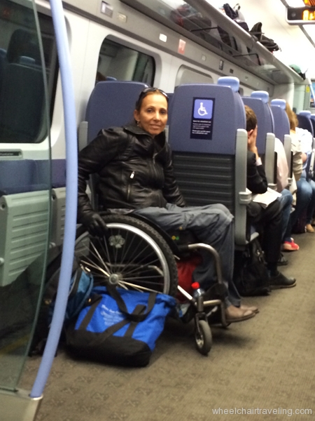 rent a chair pull out chairs access to europe train travel: the eurostar and eurail - wheelchairtraveling.com