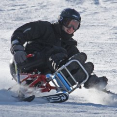 Wheelchair Skiing Wood Chair Parts Manufacturer Usa And Canada Accessible Snow