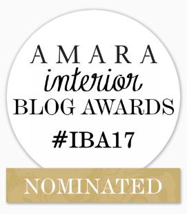 Exciting News – #IBA17 award nomination!