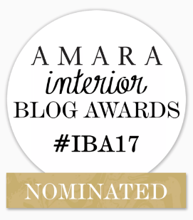 Exciting News – #IBA17 award nomination!