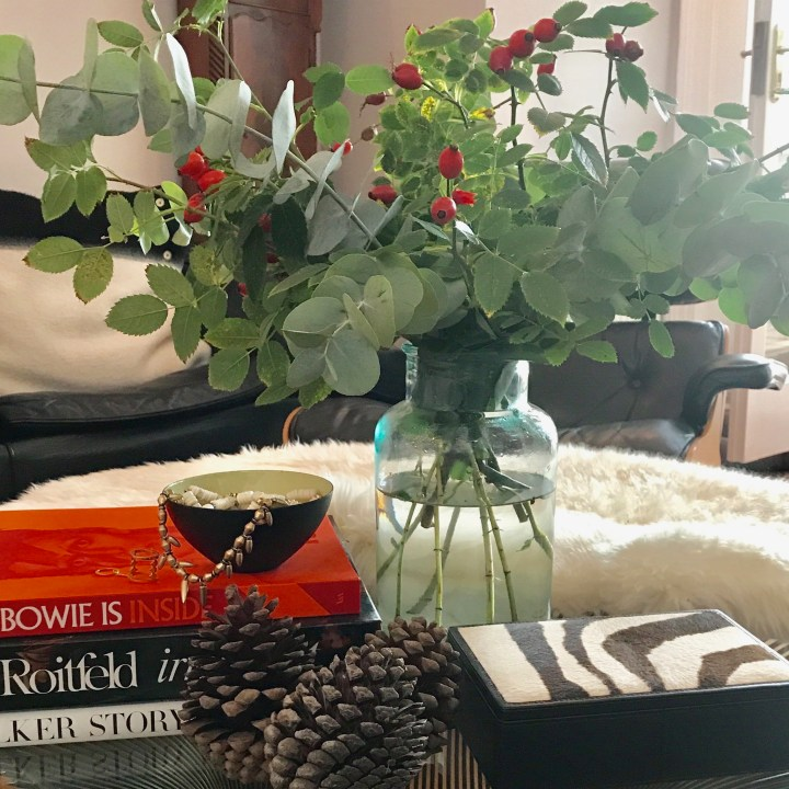 Notes from The Styling Your Home Workshop