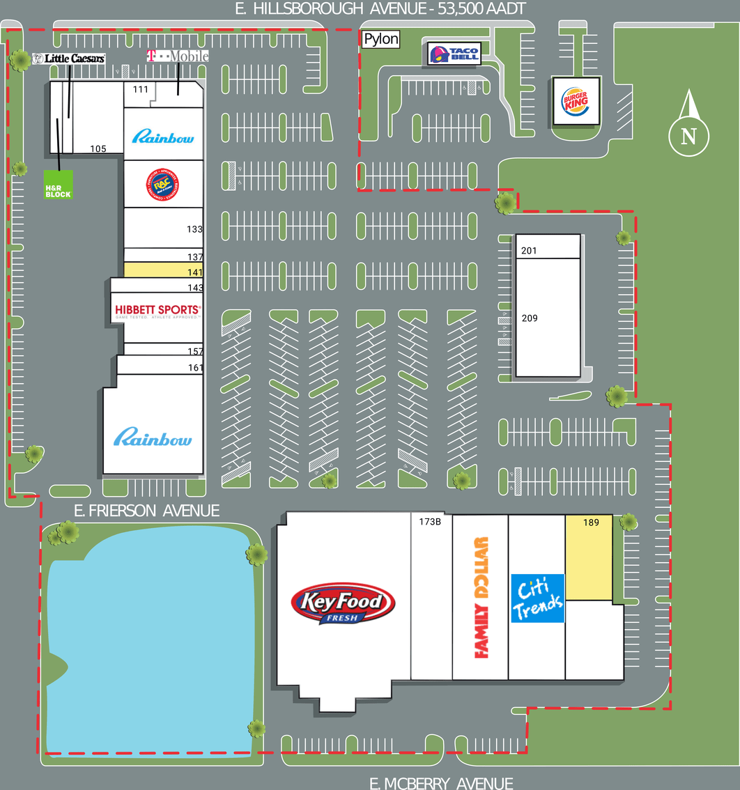 Tampa Fl Tampa Festival Centre  Retail Space For Lease