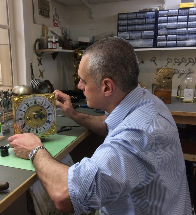 Tim Wheeler - horologists
