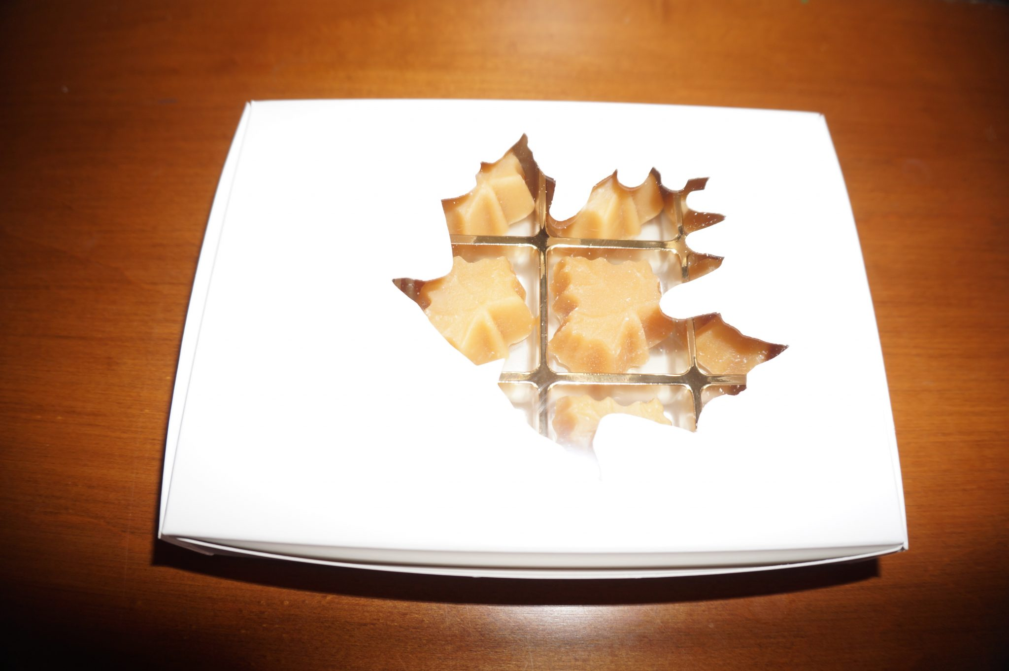 Maple Sugar Candy - 12 piece