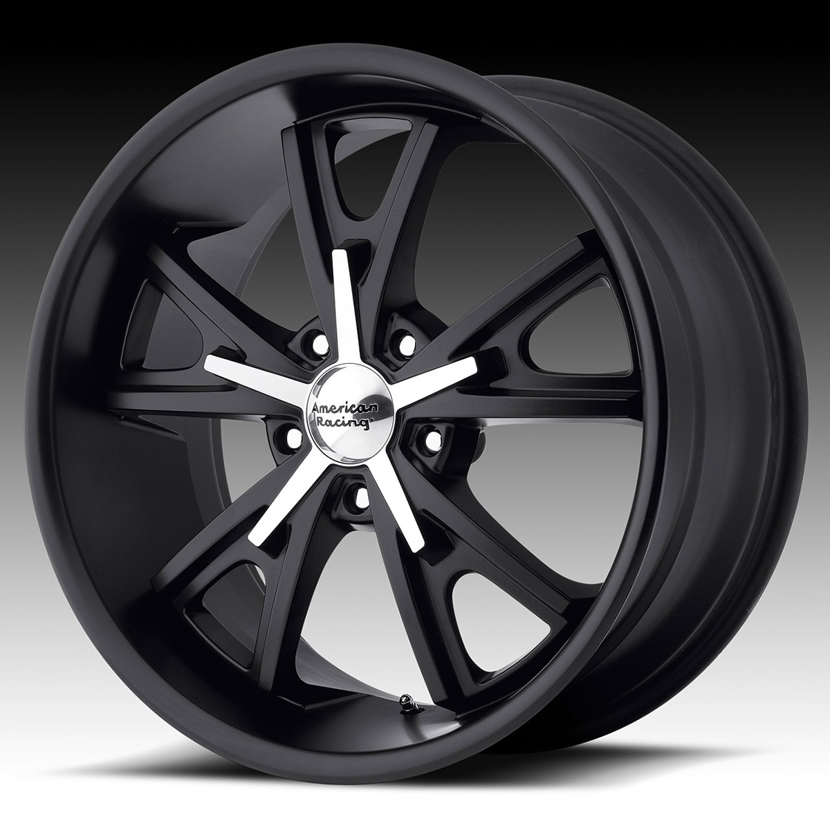 The American Racing Vn801 Wheels Are All About Muscle