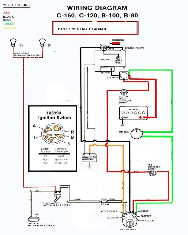 6 Terminal Ignition Switch Wiring : terminal, ignition, switch, wiring, Wiring, Diagrams, Understand, Done., Electrical, RedSquare, Wheel, Horse, Forum