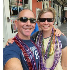 Music, Beads and Color -> A Taste of Mardi Gras in New Orleans