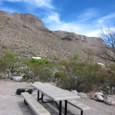 SP Campground Review – Oliver Lee Memorial State Park, Alamogordo, NM