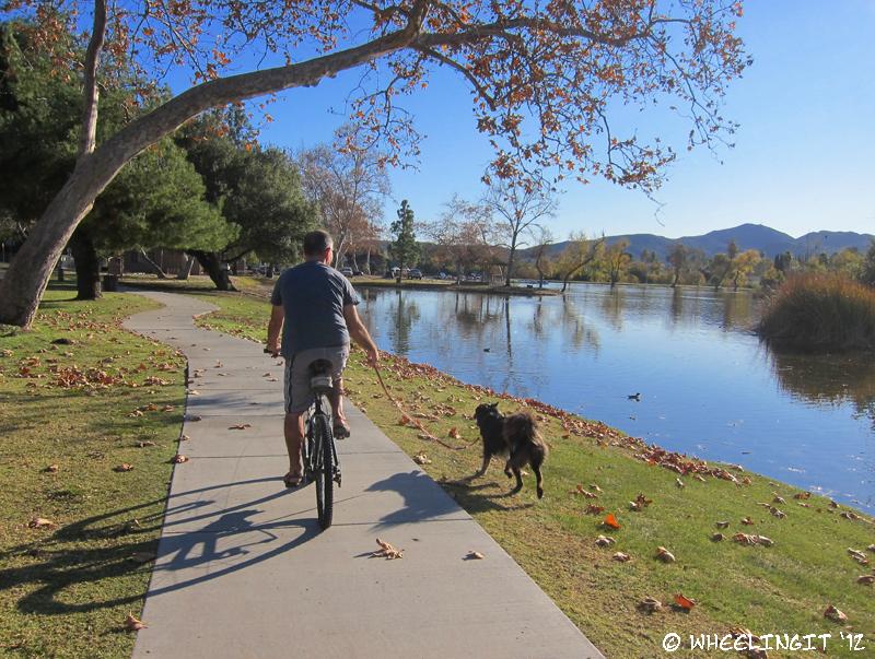 Rv Park Rating Santee Lakes Santee San Diego Ca