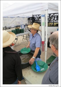 Panning for gold demo...cool!