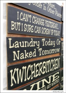Laundry today or nakes tomorrow...I can relate
