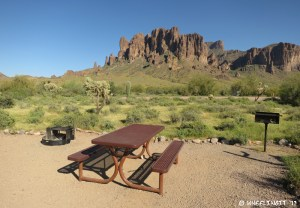 """Typical """"sitting area"""". This is from site #38"""